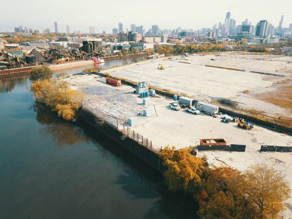 Our ERH technology was put to good use by Sterling Bay at its 55-acre Lincoln Yards brownfields redevelopment project.