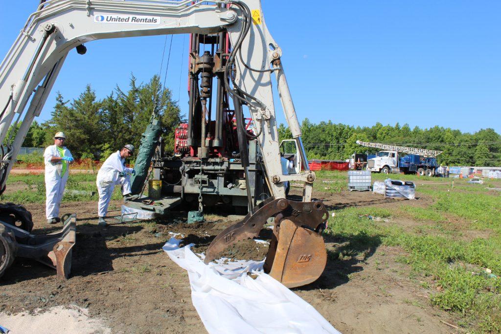 Blue Clay no Superfund Site
